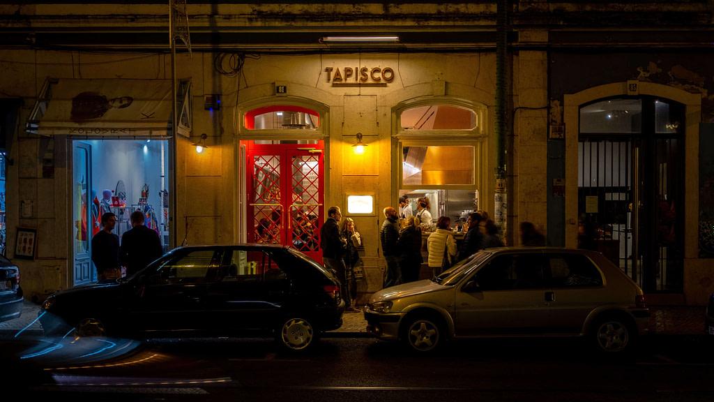 Restaurant branché à Lisbonne pour soirée et dîner EVG EVJF