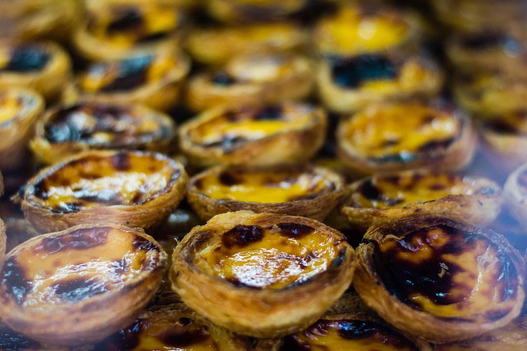 Les meilleures pasteis de nata à déguster avec les enfants sont à la pâtisserie de Belem