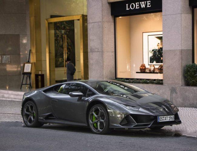 Le shopping de luxe vous donne rendez-vous à Lisbonne sur l'avenue de la liberté