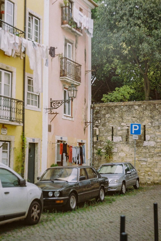 Il deviendra de plus en plus compliqué de se stationner à Lisbonne dans le proche avenir avec une voiture de location