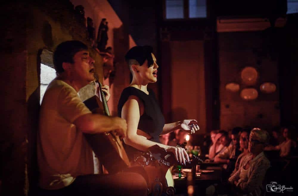 Fado intime, sans aucune doute la meilleure soirée pour écouter du fado à Lisbonne avec champagne