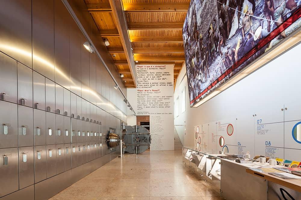 Le musée de la monnaie de lisbonne est une musée entièrement gratuit
