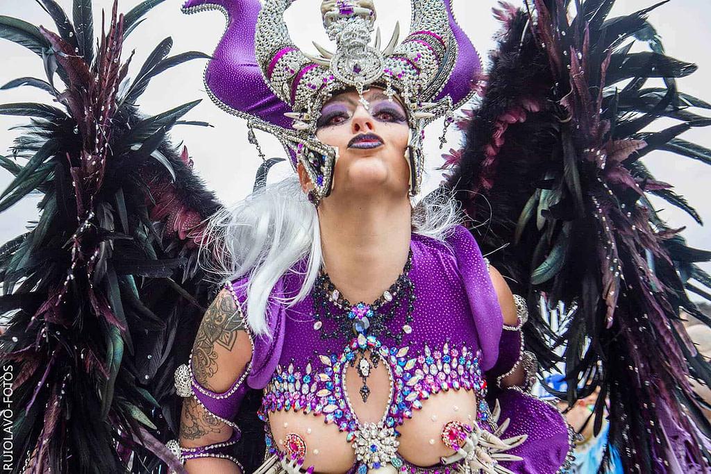 Carnaval brésilien de Sesimbra près de Lisbonne