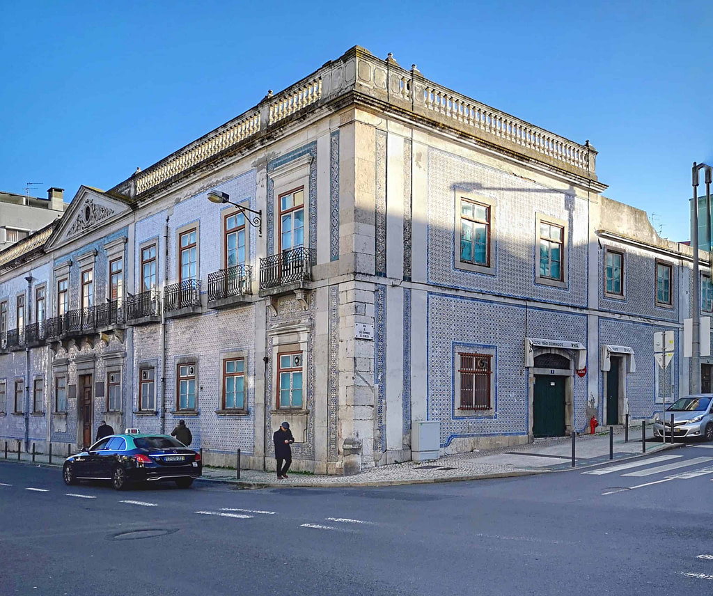Taverne de Benfica, où le gang de Diogo Alves est né