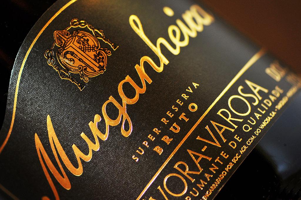 Murganheira est le vin mousseux le plus célèbre de la région viticole Tavora-Varosa