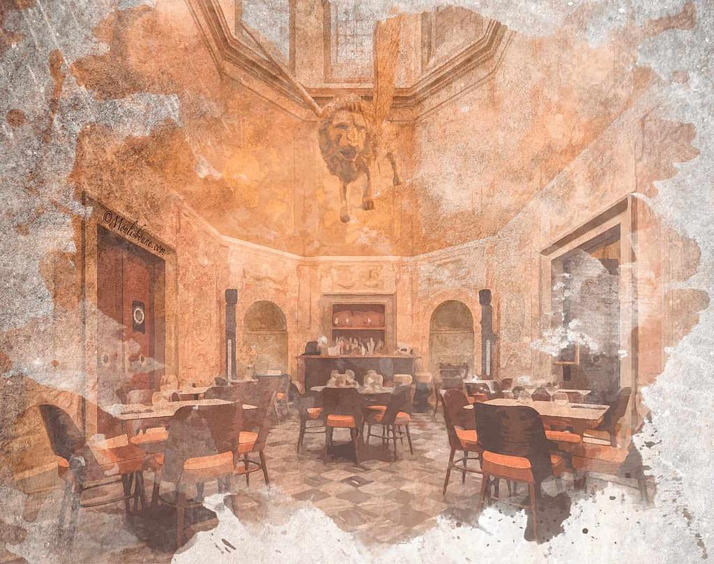Restaurant prestigieux dans le Chiado avec cuisine portugaise ou du monde