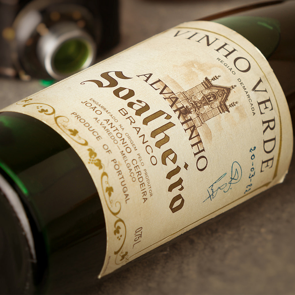 Soalheiro, le meilleur vin vert du Portugal