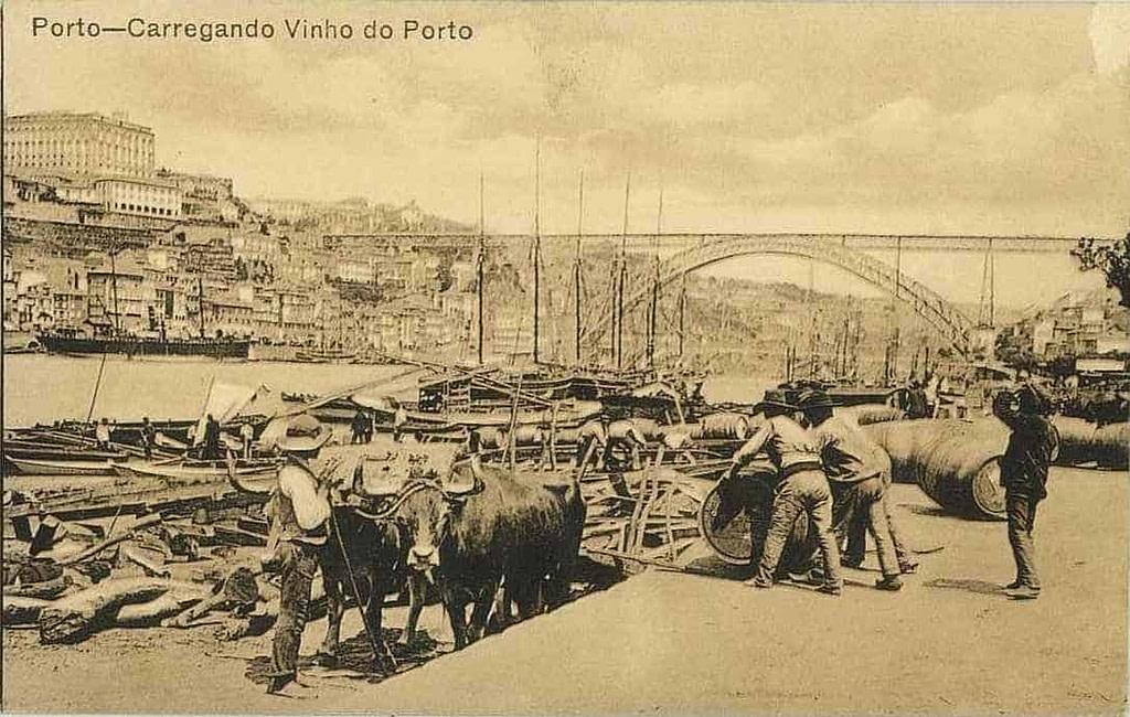 l'histoire du vin de Porto