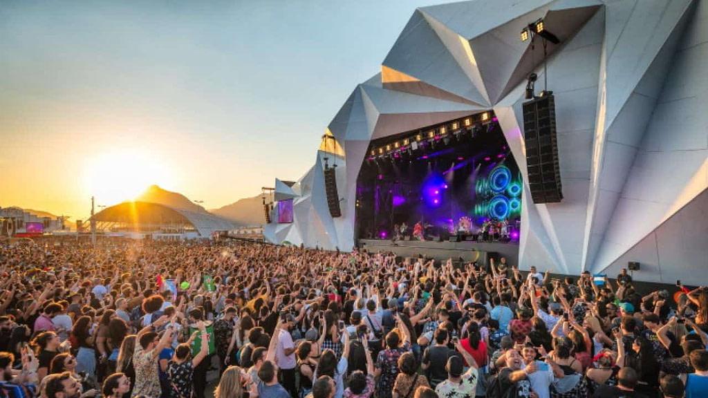 Festival à Lisbonne Rock in Rio