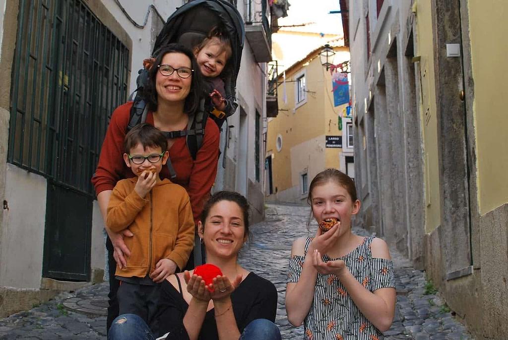 Visiter Lisbonne avec les enfants, une activité ludique et pedagogique exclusive sur Monlisbonne.com