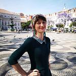 Anna, guide francophone à Lisbonne au Portugal