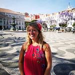 Rossana, guide francophone à Lisbonne au Portugal