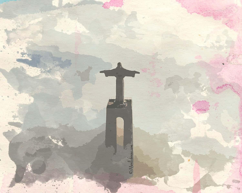 Christ Roi ou Cristo Rei est un monument emblématique de Lisbonne qui peut se visiter