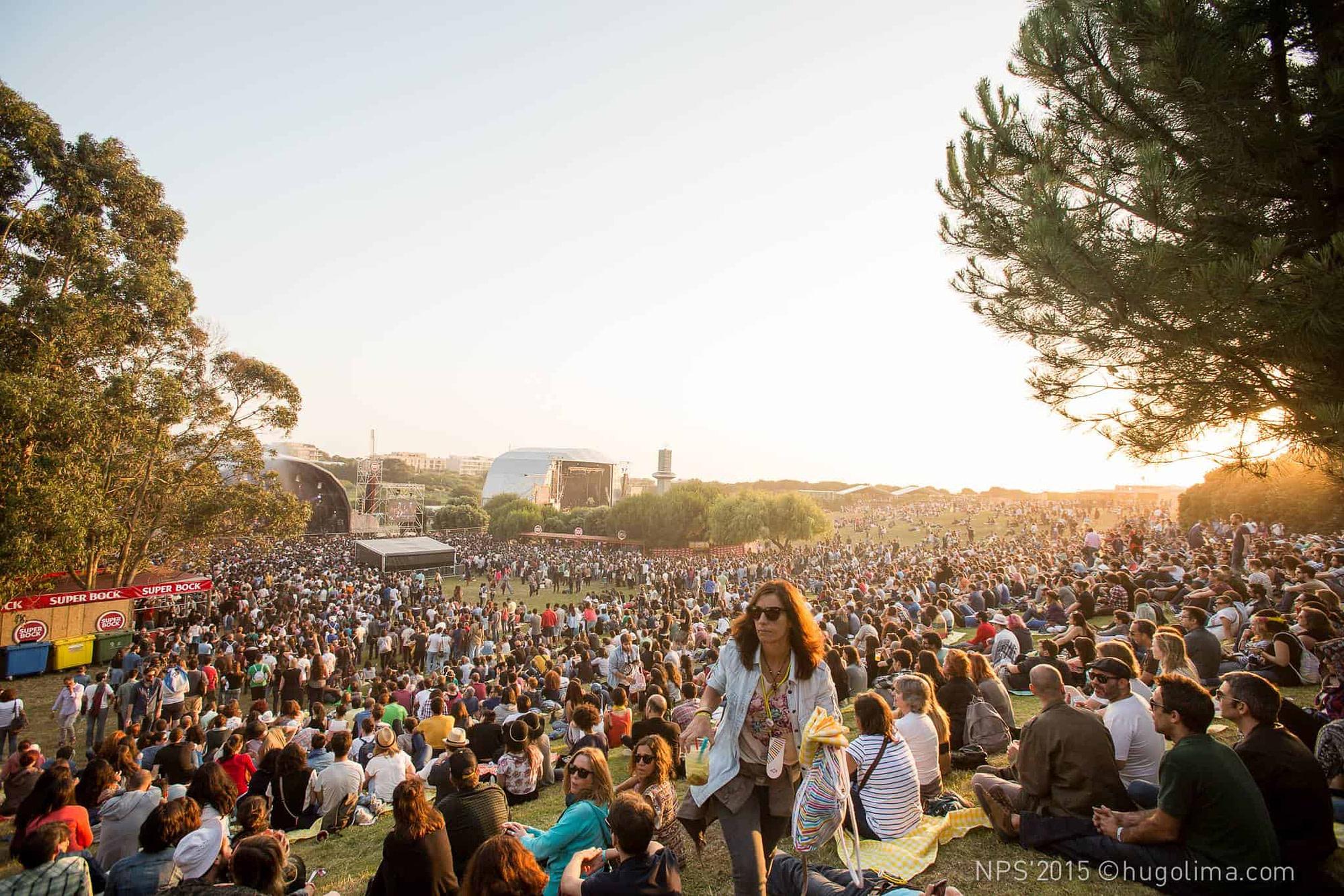 NOS Primavera Sound un festival au Portugal situé à Porto