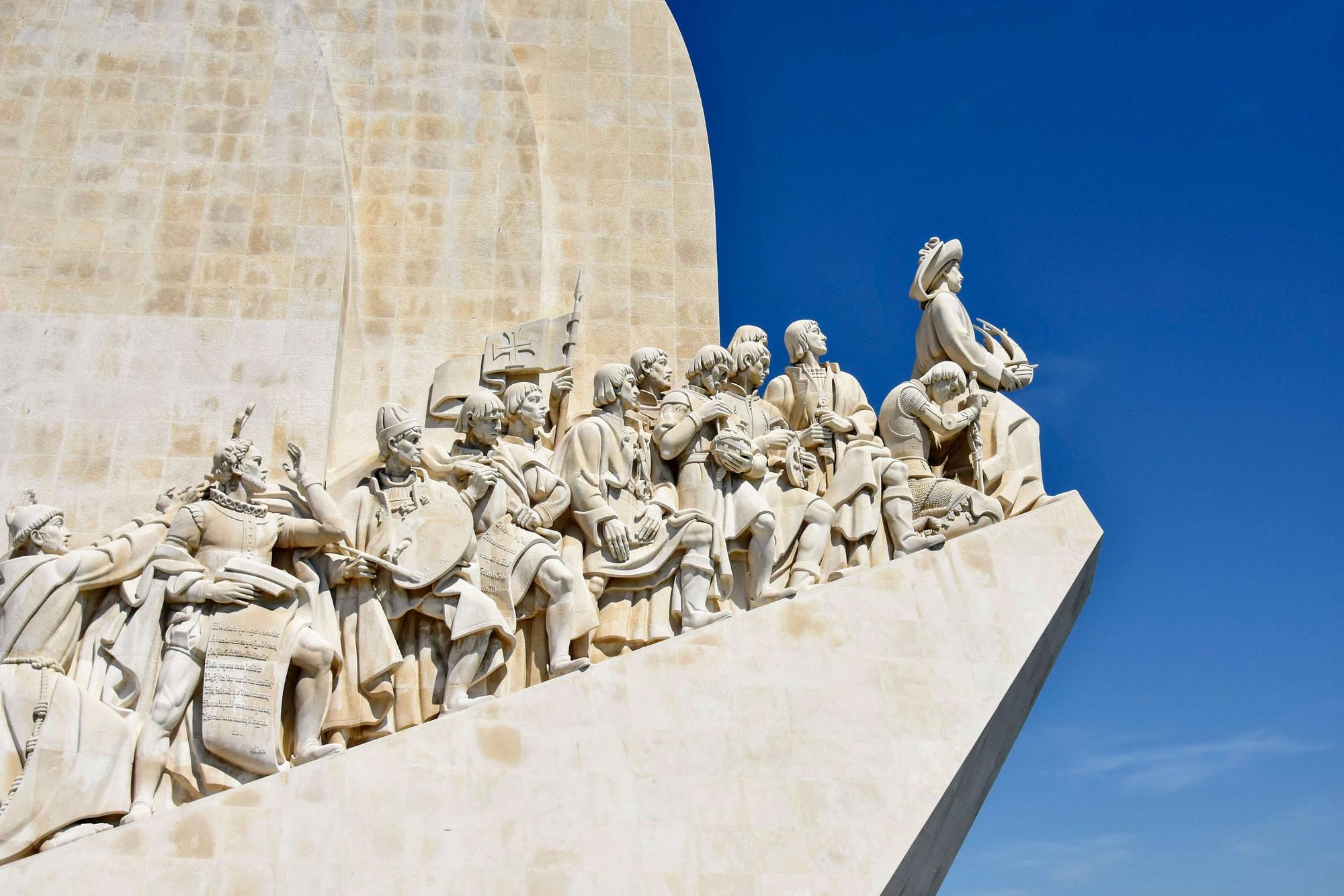 monument des découvertes de belem - lisbonne ésotérique