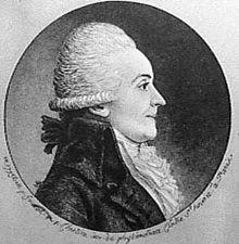 Le comte milanais Giuseppe Gorani pendant ses mésaventures à Lisobnne