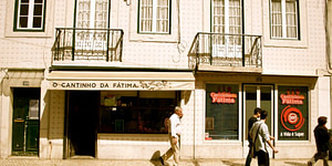 Fatima, la meilleure cantine portugaise de Lisbonne