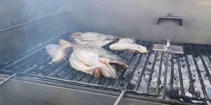 Le meilleur poisson frais de la ville sur grillades fait parti des des meilleurs restaurants de lisbonne