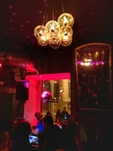 Lounge est l'adresse electro si vous souhaitez sortir à lisbonne et notamment du coté de cais do sodre