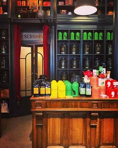 Companhia Portugueza do Chá magasin de thé de qualité du monde entier situé à rua do Poço dos Negros à Lisbonne