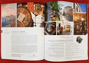 Monlisbonne.com est cité dans le magazine des hotels de luxe Le 30.