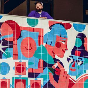 Aka Corleone, artiste de street art à Lisbonne
