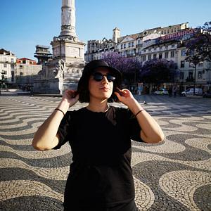Beki, guide francophone à Lisbonne au Portugal