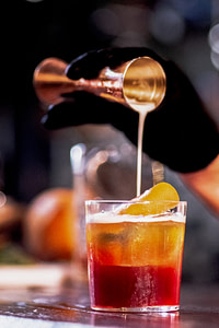 Café Klandestino, l'un des meilleurs bars à cocktail de Lisbonne situé sur Intendente