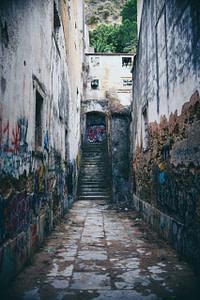 Cais do ginja, lieu underground de Lisbonne de l'autre cote du tage