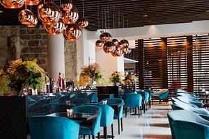 Restaurant d'un hôtel 4 étoiles pour séminaire d'entreprise ou team building à Lisbonne
