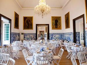 Organiser sa soirée de gala, son dîner corporate, son anniversaire, son mariage dans un palais de Lisbonne