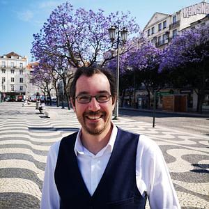 Miguel, guide francophone à Lisbonne au Portugal