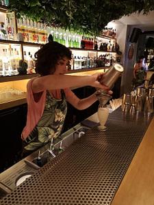 Monkey Mash, un bar à cocktail speakeasy tropical au coeur de Lisbonne, près du Red Frog speakeasy