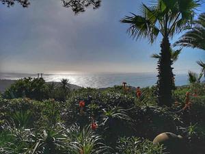 les plus beaux panoramas sur l'ocean atlantique à Lisbonne sont du côte de la cote de sintra