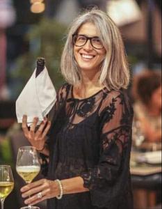 Sofia Santos, oeno-gastronome et experte en vins portugais