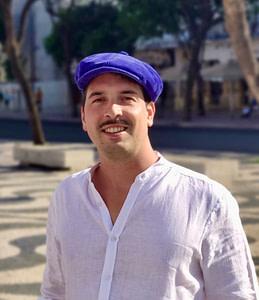 Sylvain, guide francophone à Lisbonne au Portugal