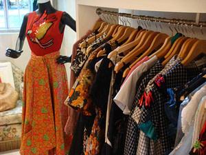 Boutique concept store à Principe Real à Lisbonne d'objets et vêtements originaux, de créations originales