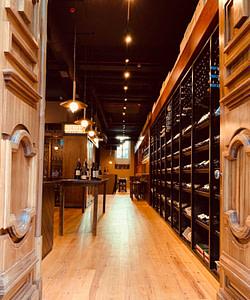 Bar à vin de prestige Wines by heart situé à Lisbonne près de l'avenue de la Liberté