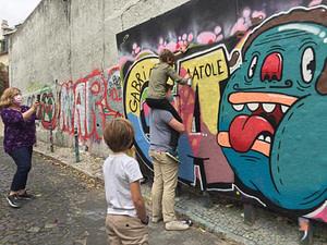 Atelier Street Art privé à Lisbonne