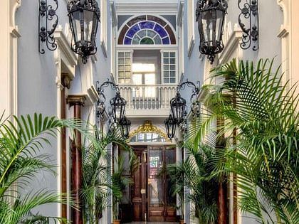 Palace 5 étoiles grand luxe situé au coeur de lisbonne dans le quartier Alfama