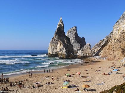 Plage de Ursa, plage secrète entourée de falaises