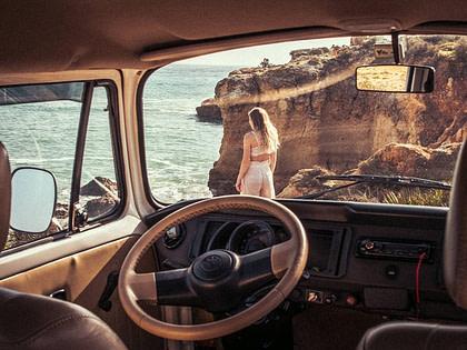 Location de van pour un road trip au Portugal
