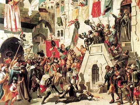1er décembre, jour de la restauration de l'indépendance du Portugal