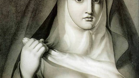 Madre Paula de Odivelas, amante du roi Joao V du Portugal freiratico