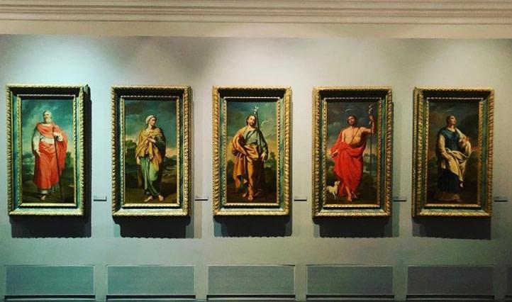 Le musée Sao Roque de Lisbonne est le musée religieux de reference à Lisbonne
