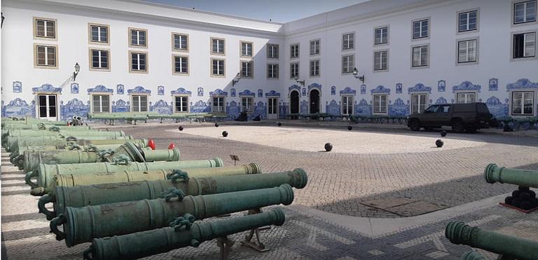 musée militaire - lisbonne - armée