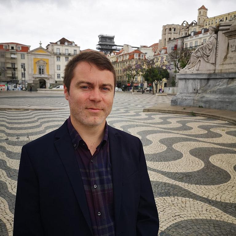 Sylvain, guide francophone pour la dégustation des vins de Lisbonne chez Monlisbonne.com
