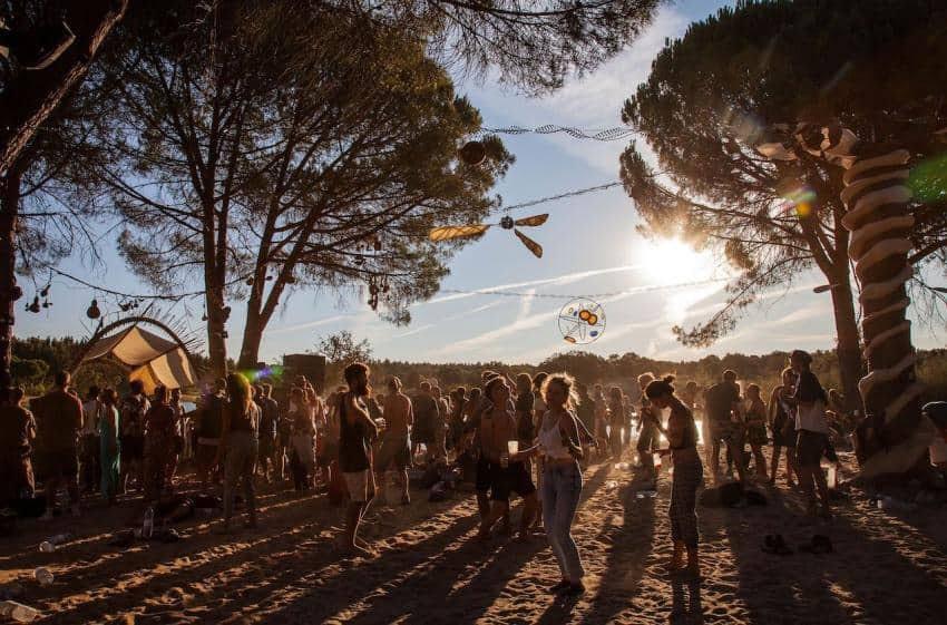 Waking life festival au Portugal
