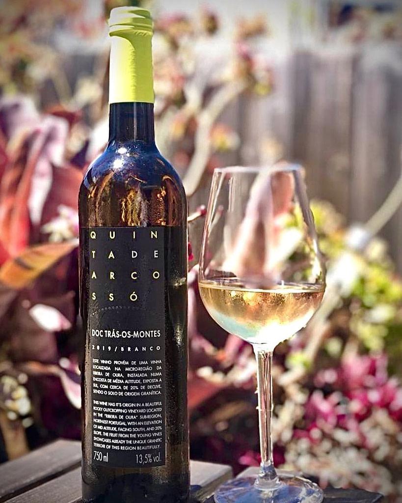 Vin Quinta de Arcosso, l'un des meilleurs vins portugais de Tras-os-Montes