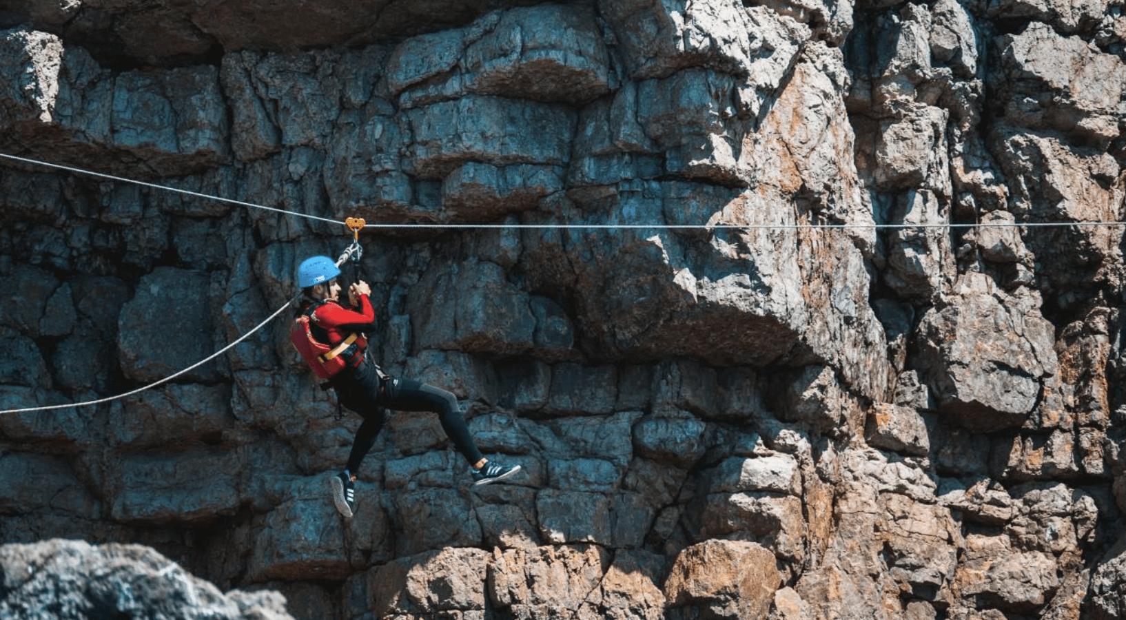 Coasteering / canyoning côtier